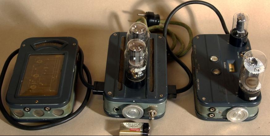 Комплект радиостанция Тензор