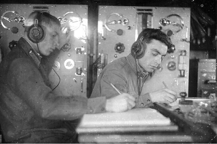 Радиостанция сети Генштаба РАТ, стационарный