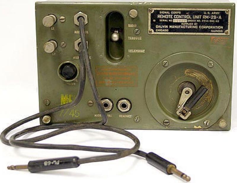 Переходное устройство типа RM-29-A