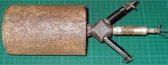 Противопехотная мина Sprengmine 35 (S.Mi. 35)