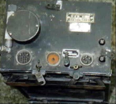Радиопеленгатор Туре 1 №3