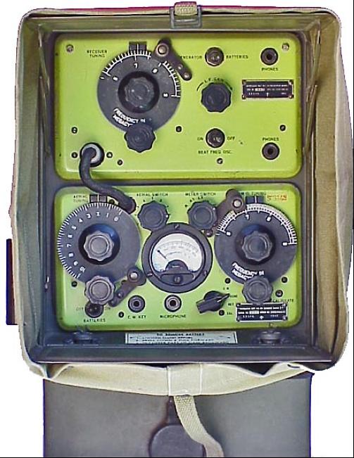 Ранцевая радиостанция Wireless Set №48