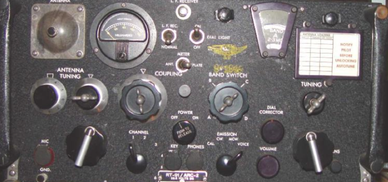 Авиационная радиостанция RT-91/ARC-2