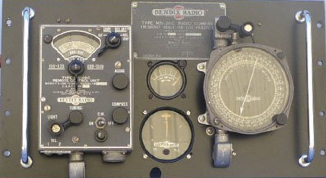 Приемник-навигатор Bendix MN-26