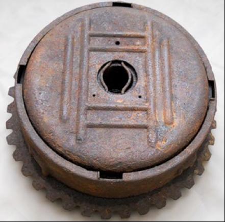 Противотанковая мина ПМЗ-40В