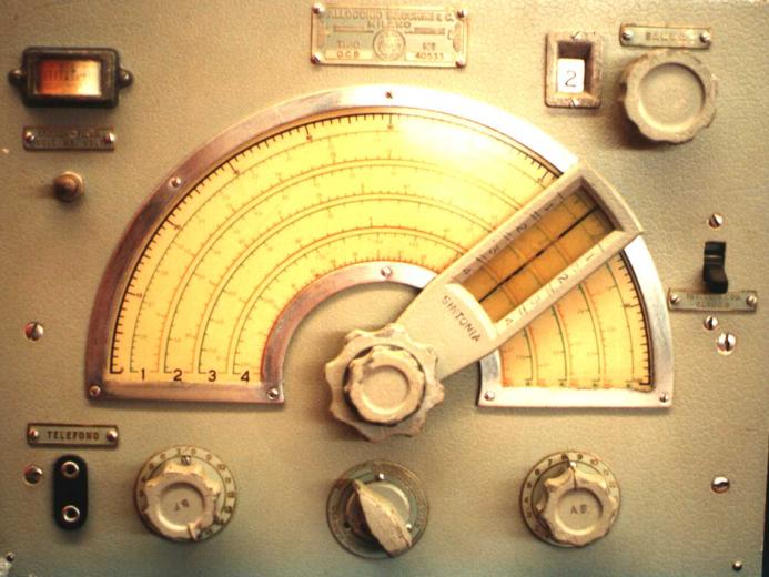Приемник OC-8 радиостанции R/200