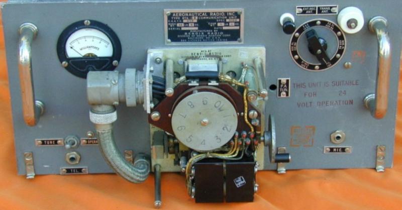 Авиационная радиостанция AN/ARC-9