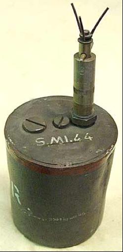 Противопехотная мина Sprengmine 44 (S.Mi.44)