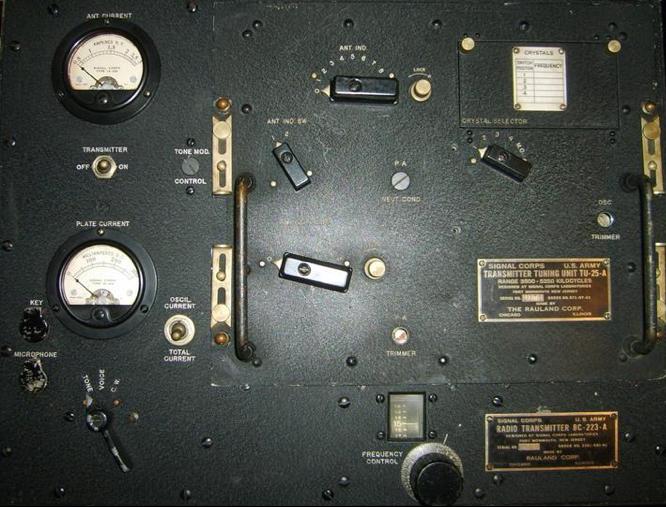 Передатчик BC-223 Ax (Baby BC-191)