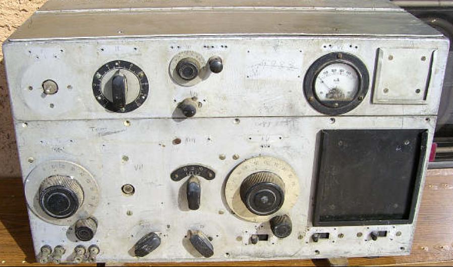 Специальный приемник Туре 92 Mk-4