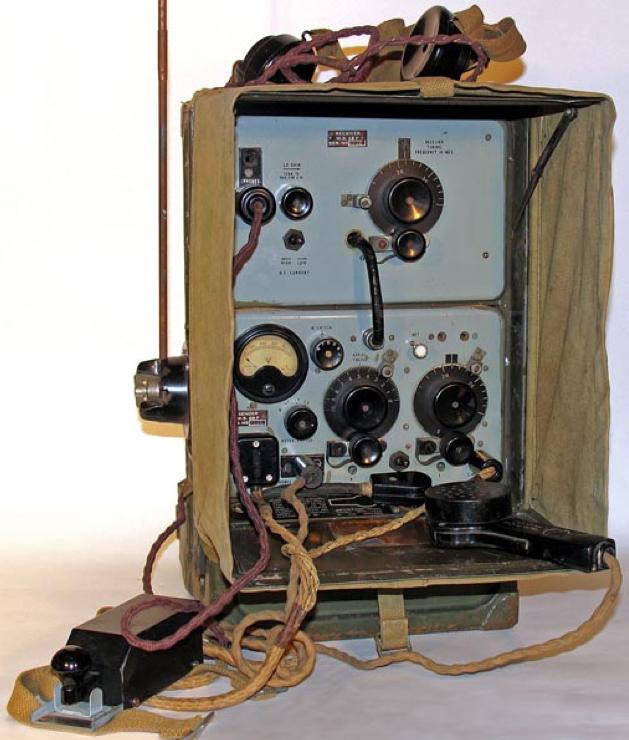 Ранцевая радиостанция Wireless Set №68