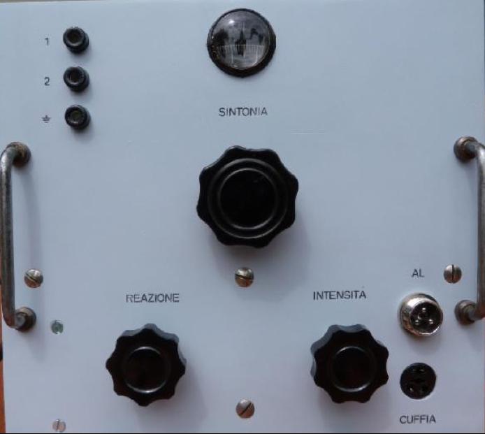 Приемник RRN-3 из комплекта радиостанции РН-3