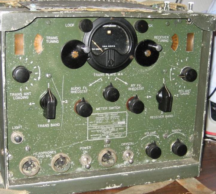 Портативная радиостанция TBY-2