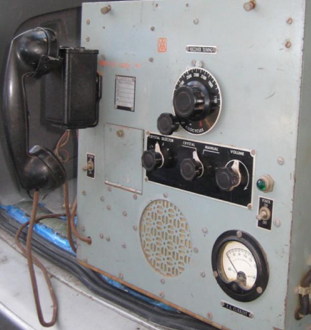 Корабельная радиостанция SCR-281