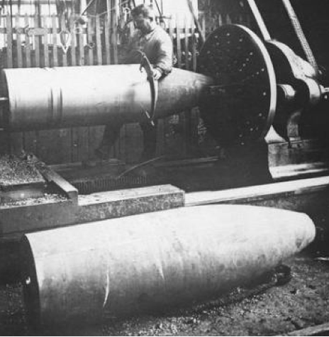Снаряды 520-мм