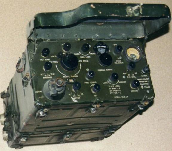 Ранцевая радиостанция Wireless Set №128