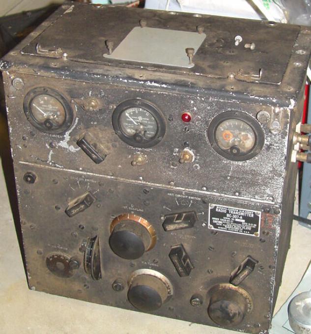 Авиационный передатчик BC-307-A