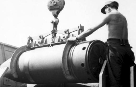 540-мм снаряд к мортире Gerät-041