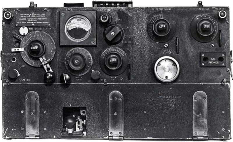 Носимая радиостанция Wireless Set №1