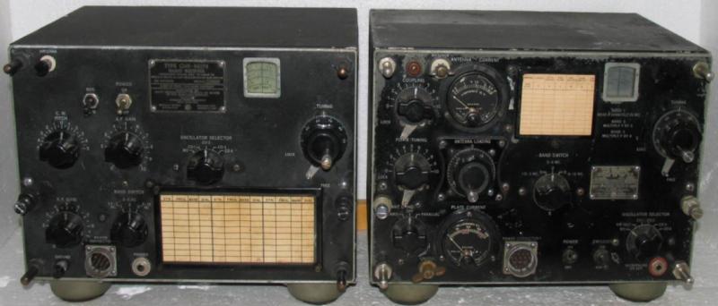 Корабельная радиостанция TCS-5