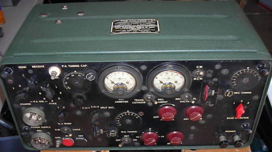 Портативная радиостанция ТВХ-4