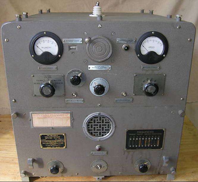Корабельная радиостанция ТСР-2 (CRM -43010-А)
