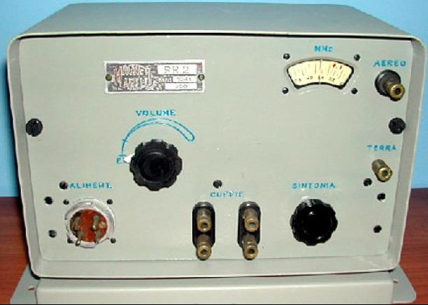 Приемник Marelli RR-2