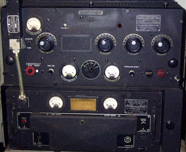 Корабельная радиостанция TBS-4
