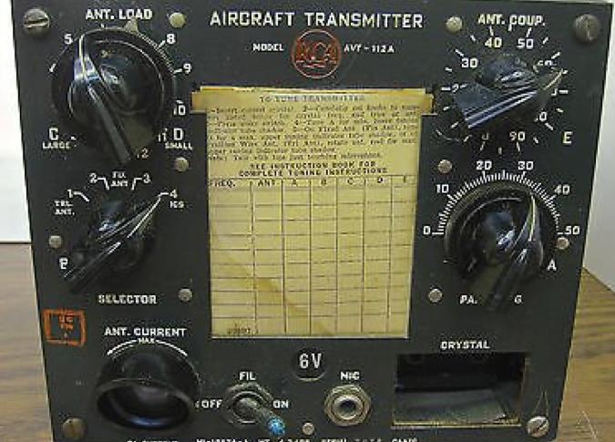 Авиационный передатчик AVT-112A