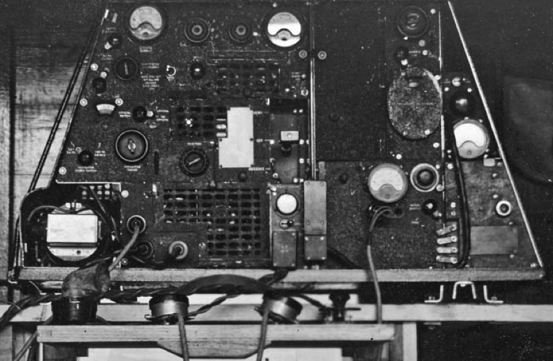 Мобильная радиостанция Wireless Set №7