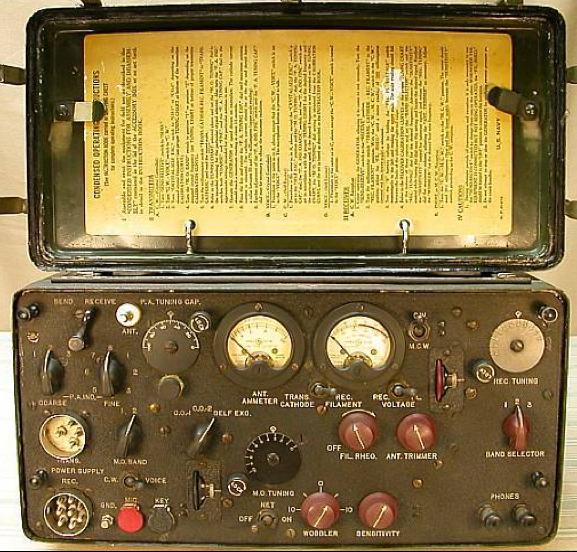Комплект портативной радиостанции TBX-6