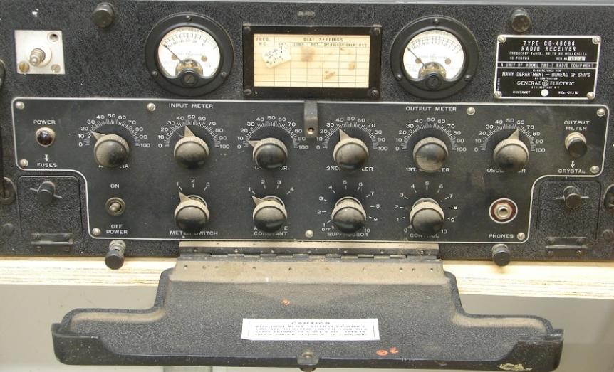 Корабельный приемник TBS-7 (CG-46068)