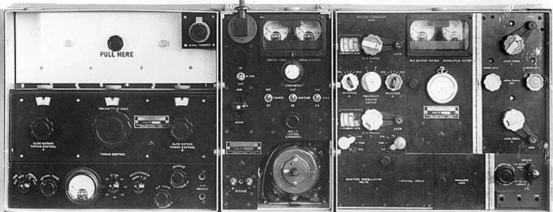 Мобильная радиостанция Wireless Set №9