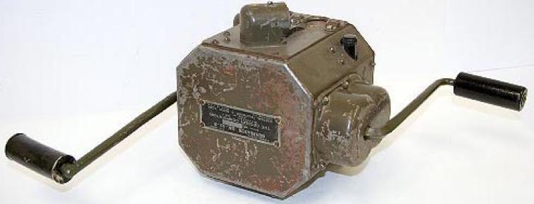 Ручной генератор GN-45
