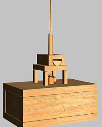 Рисунок мины Behelfs-Stabmine
