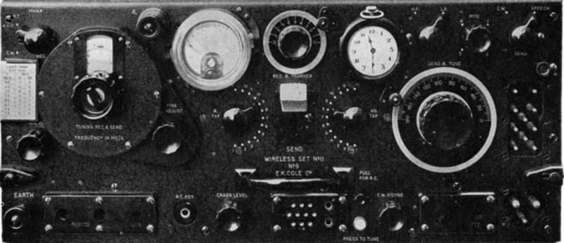Мобильная радиостанция Wireless Set №11