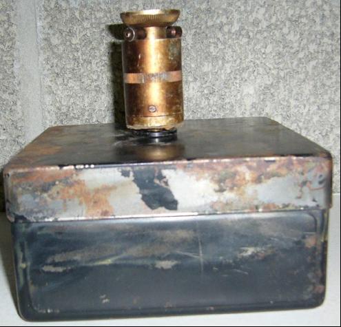 Противопехотная мина Behelfs-Schuetzenmine E-5