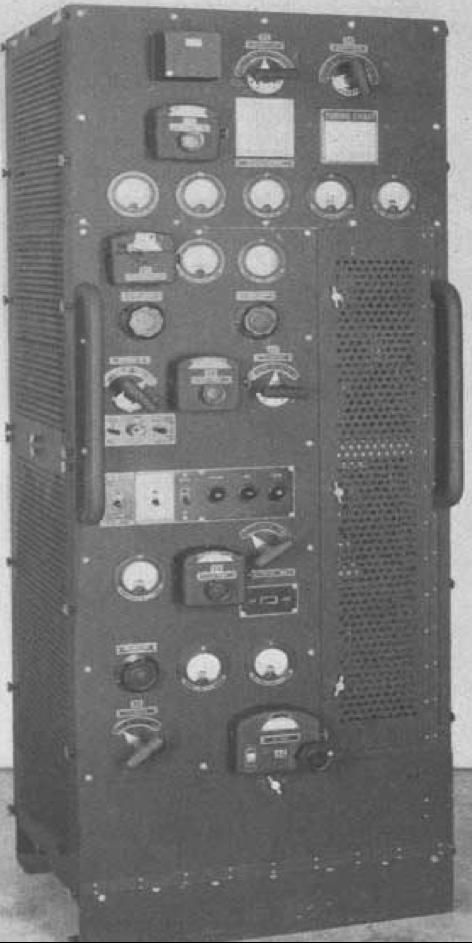 Корабельный передатчик TAJ-8
