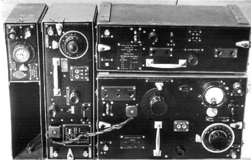 Мобильная радиостанция Wireless Set №14