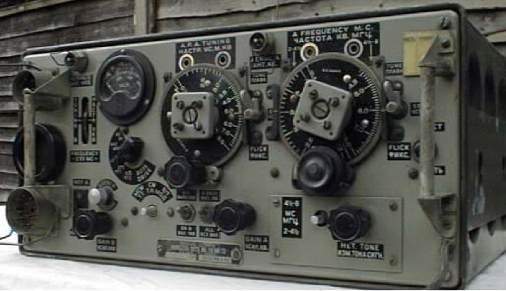 Мобильная радиостанция Wireless Set  №19. Mk-I