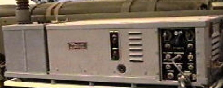 Танковая радиостанция SCR-293