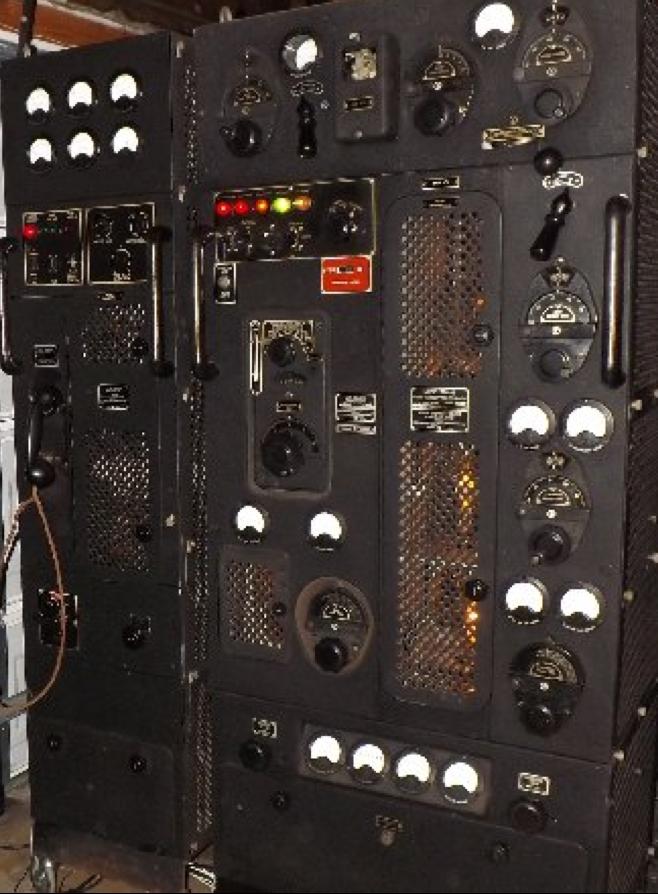 Морской передатчик TBK-18