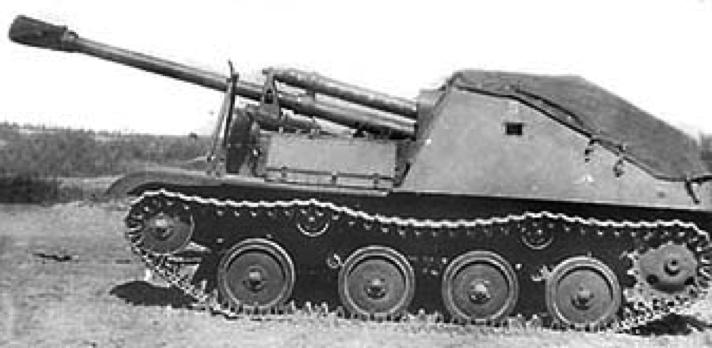 САУ ОСУ-76