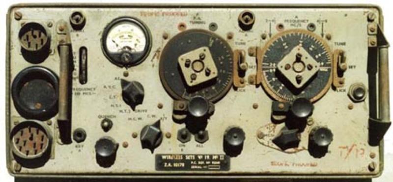 Радиостанция Wireless Set №19 Mk-II