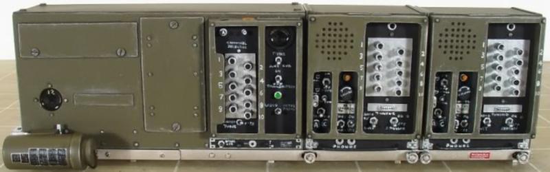 Танковая радиостанция SCR-508