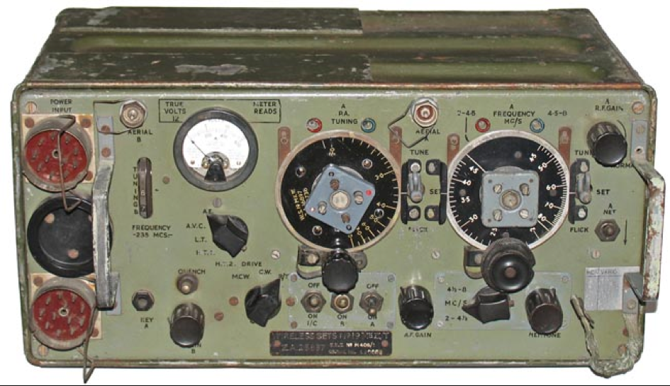 Радиостанция Wireless Set  №19 Mk-III