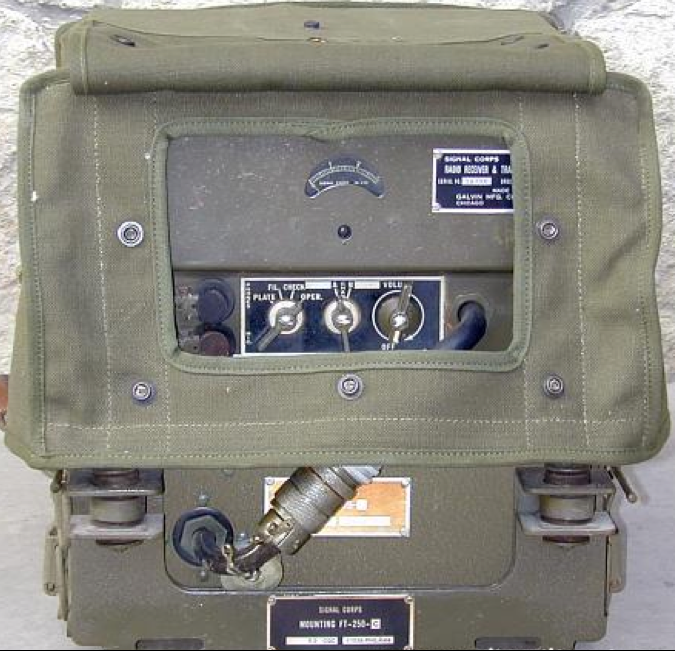 Портативная радиостанция SCR-509