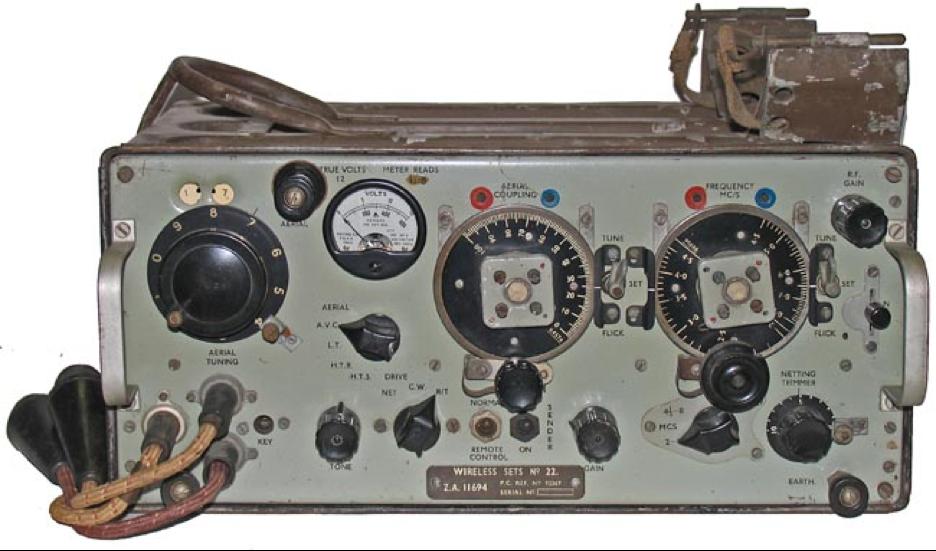 Мобильный трансивер Wireless Set №22