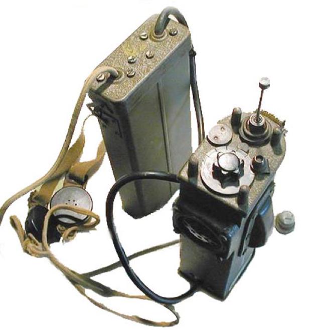 Портативная радиостанция Wireless Set № 27