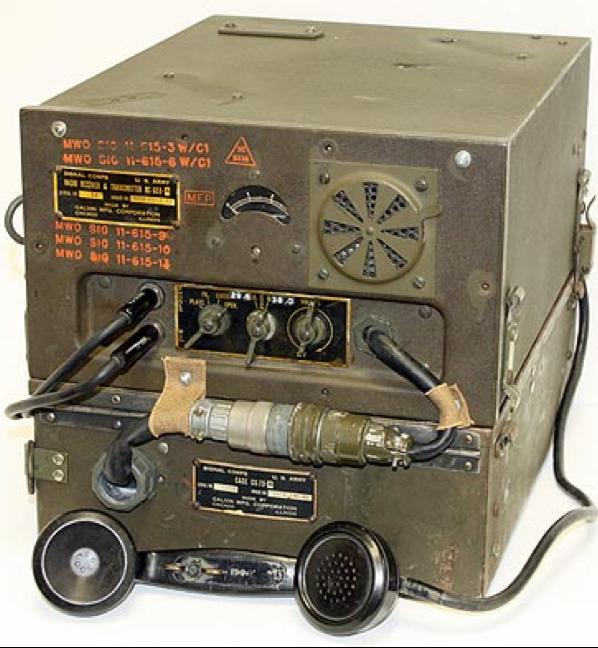 Портативная радиостанция SCR-609